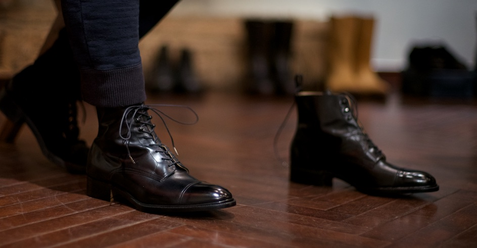 STEMSHOES FITTING受注会 at PHAETON SMART CLOTHES