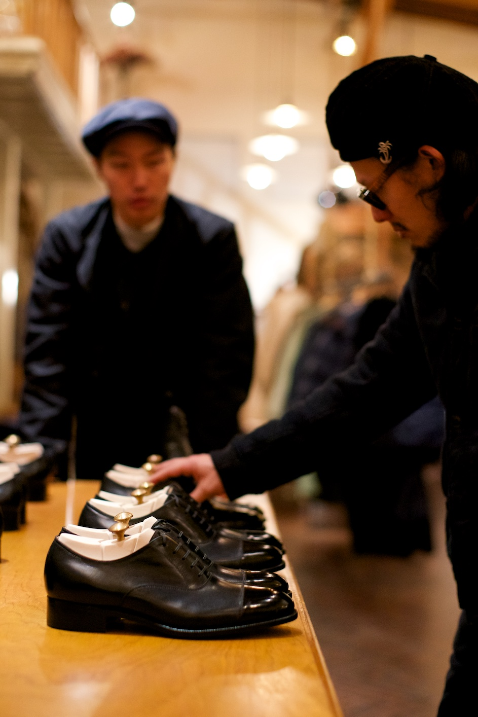 STEMSHOES|FITTING受注会 at PHAETON SMART CLOTHES