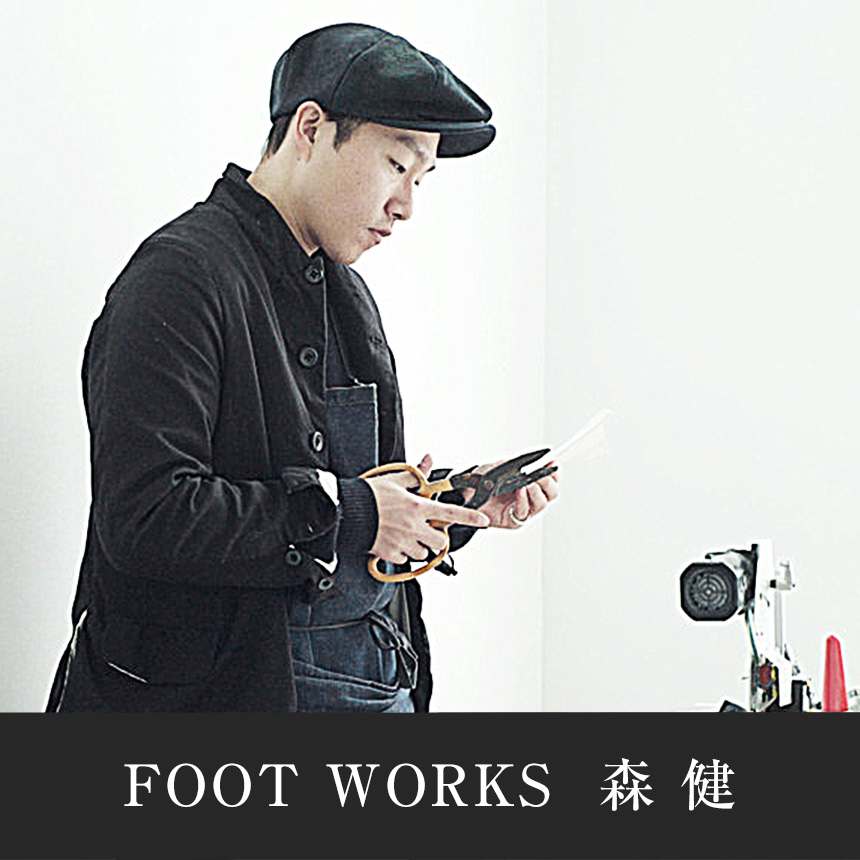 FOOTWORKS<br />INTERVIEW VOL.1
