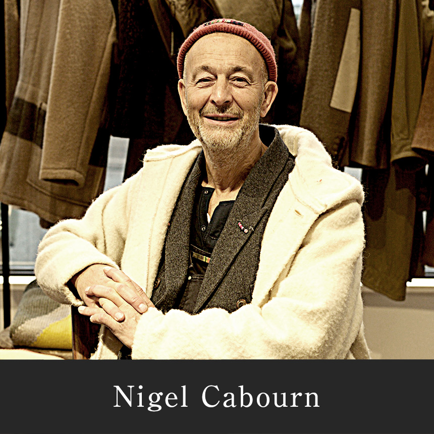2017.11/26|You're Coordinated! by Nigel Cabourn  at PHAETON
