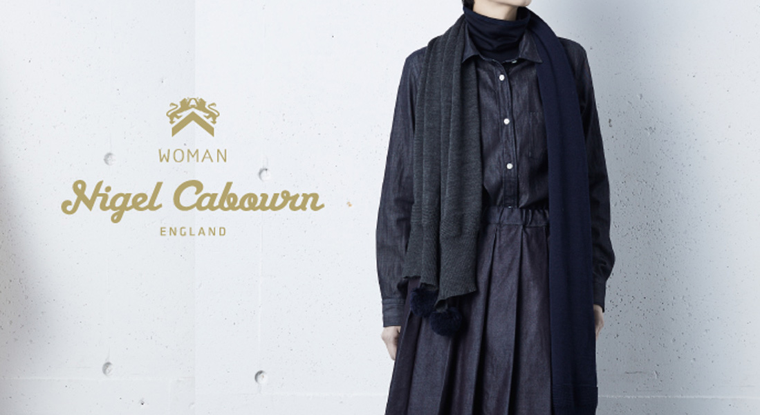 Nigel Cabourn for Women's