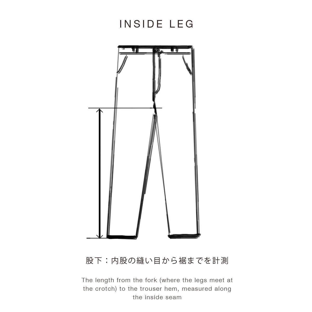 INSIDE LEG