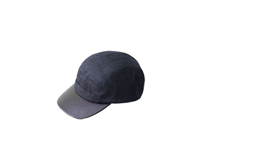 OLD JOE - FRONT BELTED WORK CAP - GRAPHITE
