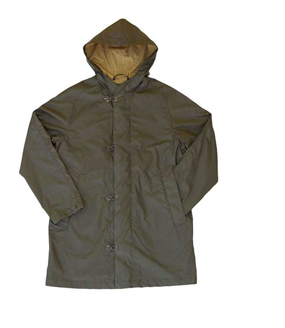 OLD JOE - ATHLETIC RAIN COAT - BRITISH OLIVE