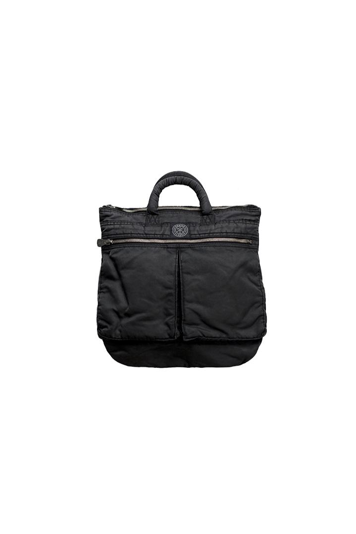Porter Classic - SUPER NYLON HELMET CASE (S) - BLACK