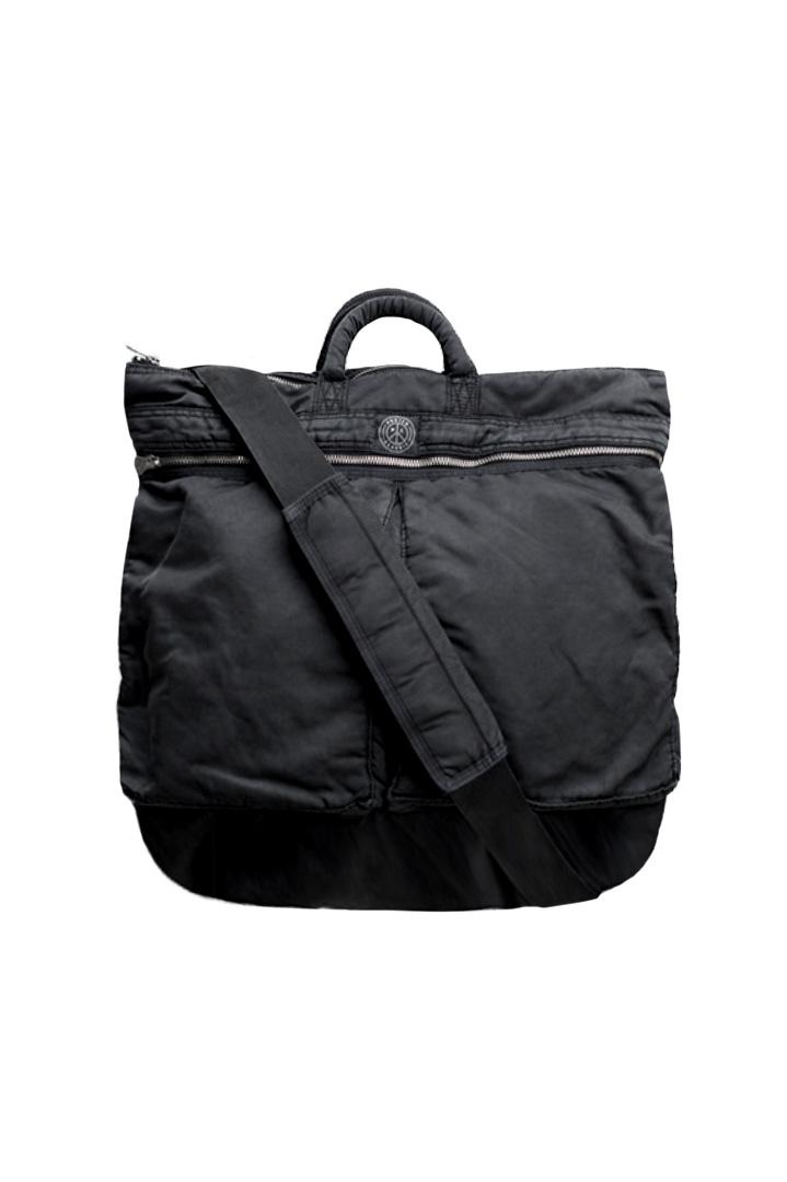 Porter Classic - SUPER NYLON HELMET CASE - BLACK