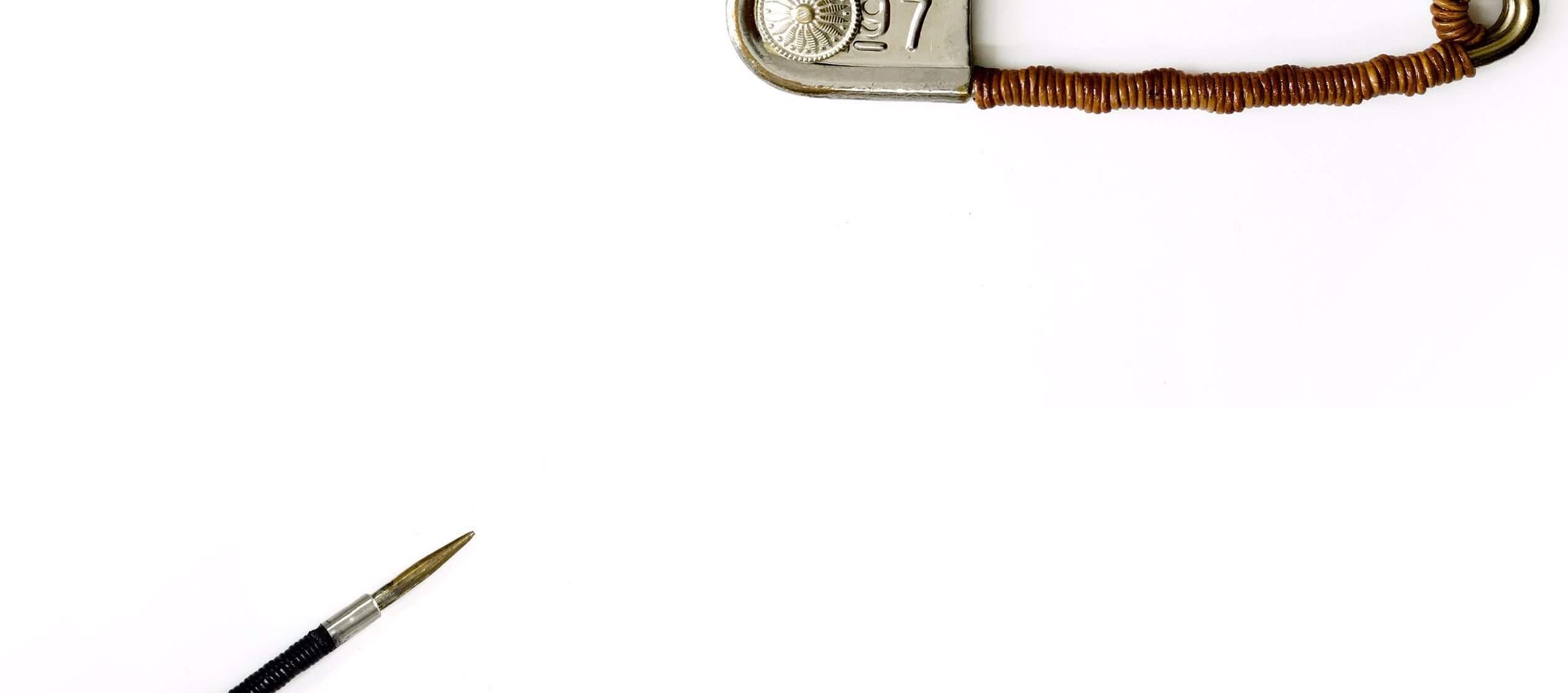 ASCARI BICYCLES - ASCARI PINS by OLD JOE