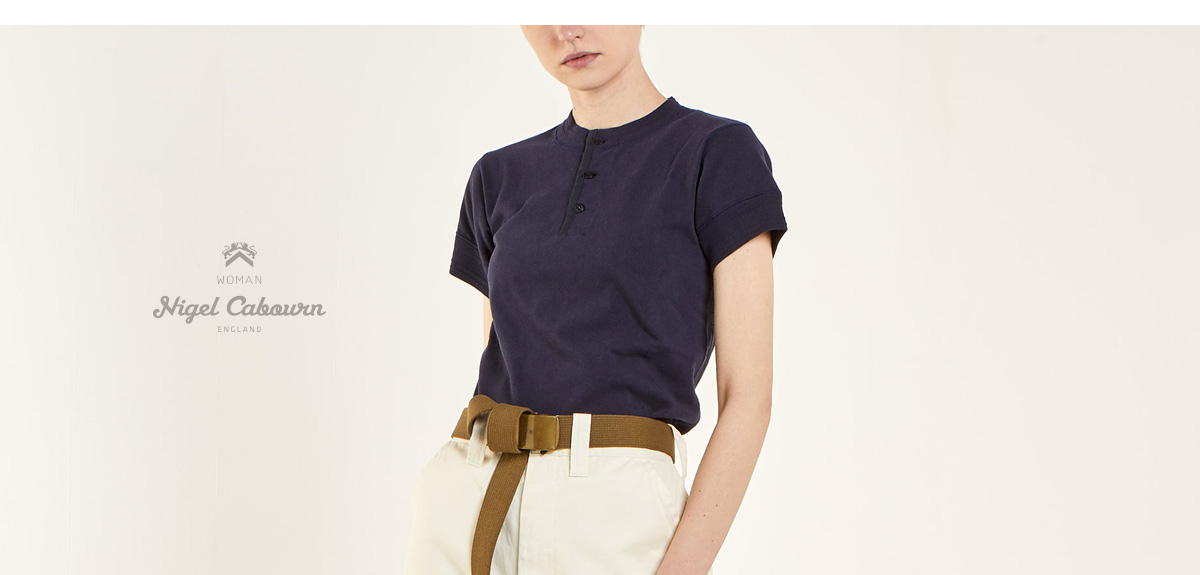Nigel Cabourn for WOMEN