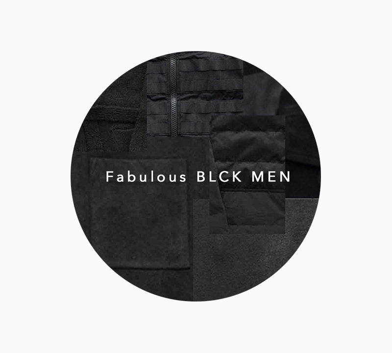 NFABULOUS BLCK MEN