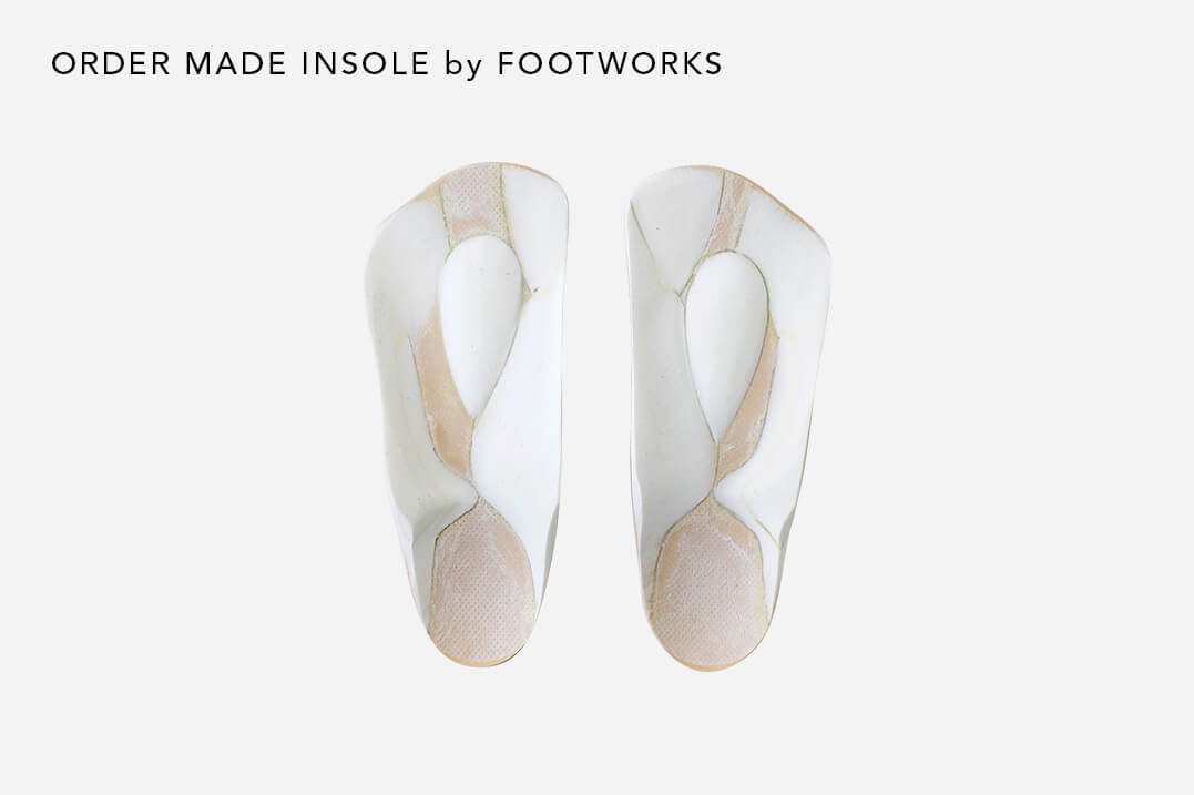 ORDER MADE INSOLE vol.8 & STEMSHOES FITTING 受注会