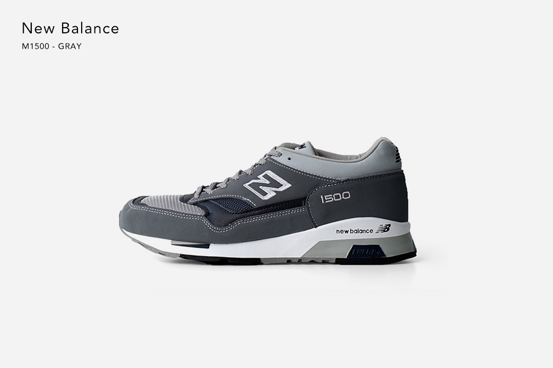 New Balance - M1500 - GRAY