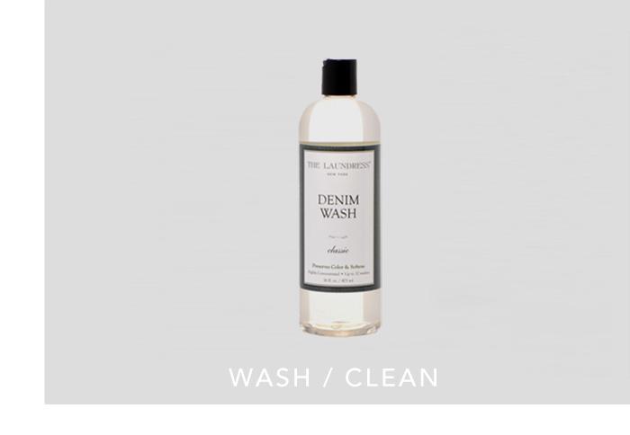 WASH & CLEAN