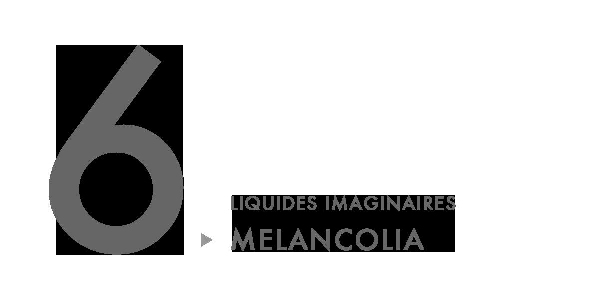 LIQUIDES IMAGINAIRES Eau de Parfum - MELANCOLIA