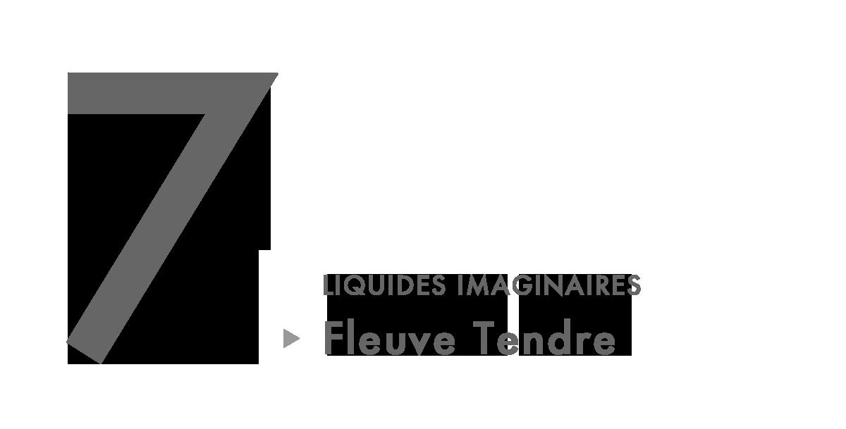 LIQUIDES IMAGINAIRES Eau de Parfum - Fleuve Tendre