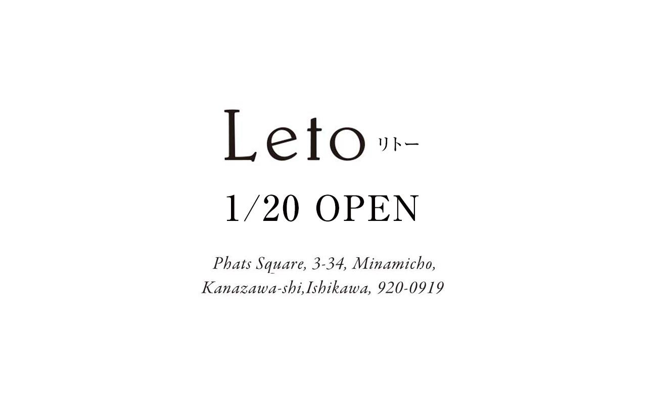 Leto|Phats Square