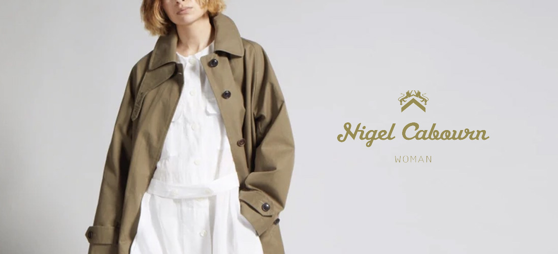Nigel Cabourn woman