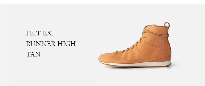 FEIT EX. RUNNER HIGH TAN