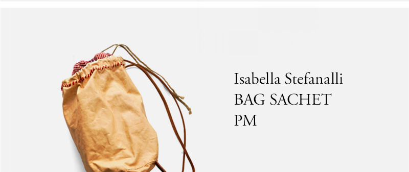 Isabella Stefanalli BAG SACHET  PM