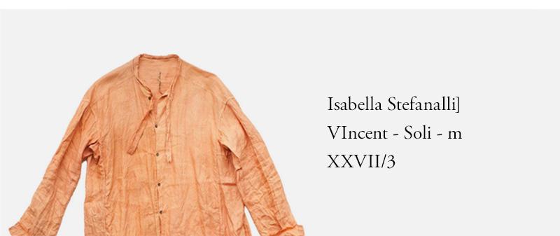 Isabella Stefanalli] VIncent - Soli - m  XXVII/3