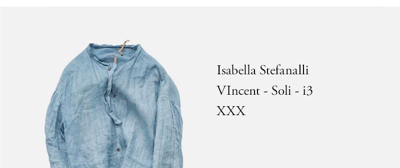 Isabella Stefanalli  VIncent - Soli - i3  XXX