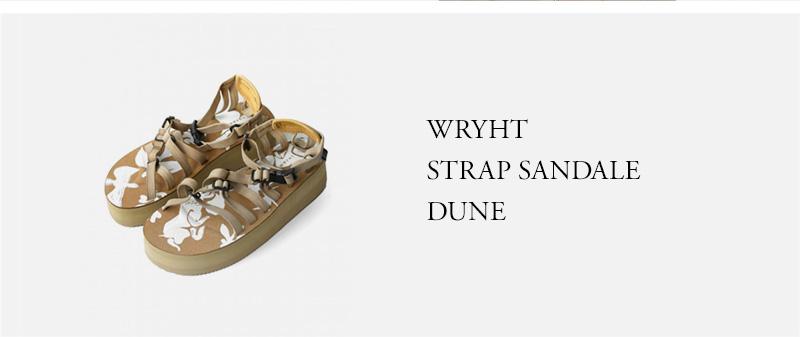 WRYHT - STRAP SANDALE - DUNE