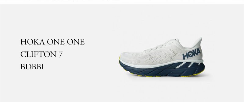 HOKA ONE ONE - CLIFTON 7 - BDBBI