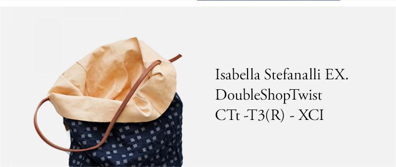 Isabella Stefanalli EX. DoubleShopTwist  CTt -T3(R) - XCI