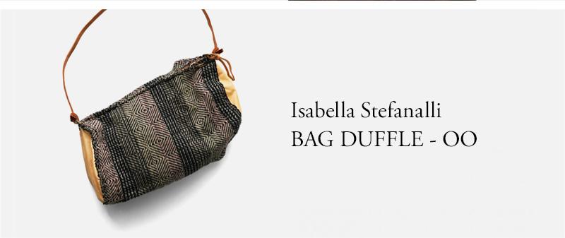 Isabella Stefanalli - BAG DUFFLE - OO