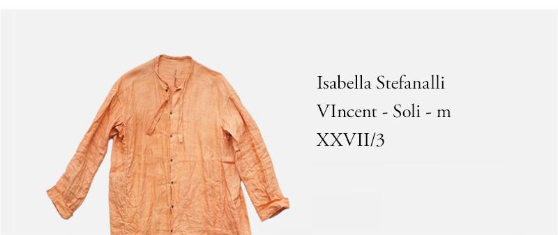 Isabella Stefanalli - VIncent - Soli - m - XXVII/3
