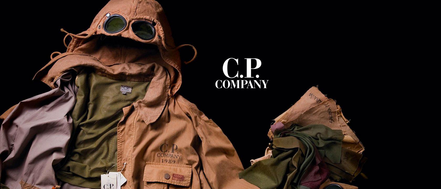 C.P.COMPANY TRYMEETING