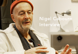 Nigel Cabourn INTERVIEW