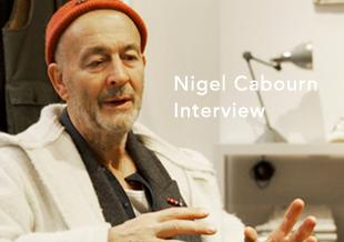 Nigel Cabourn INTERVIEW