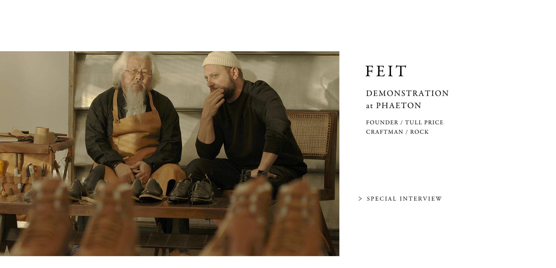 FEIT interview