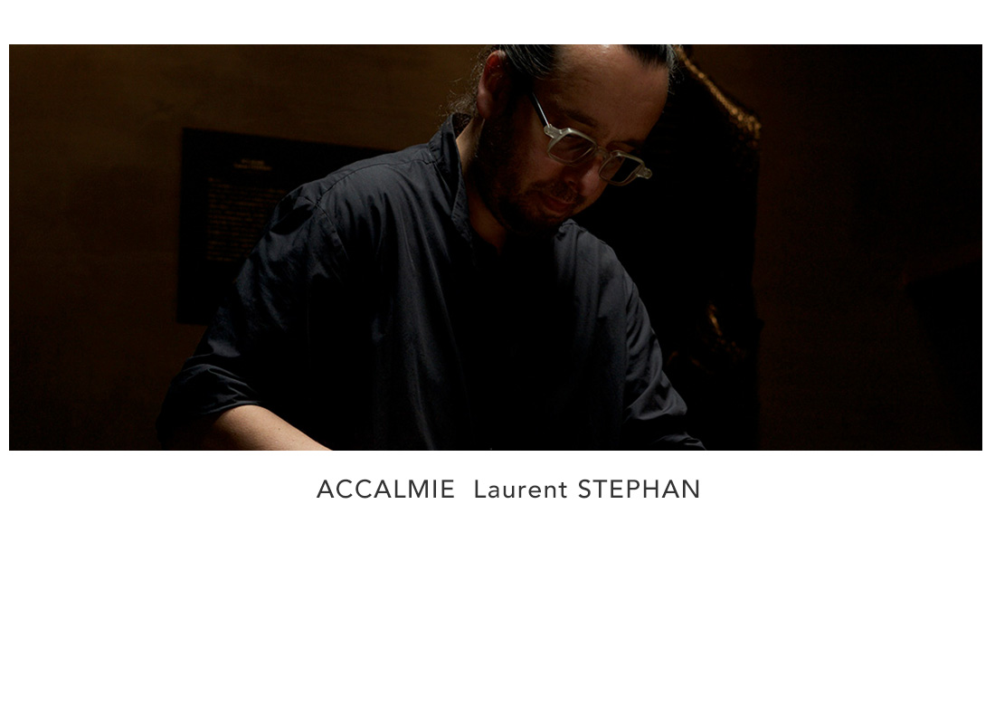 INTERVIEW|ACCALMIE Laurent STEPHAN